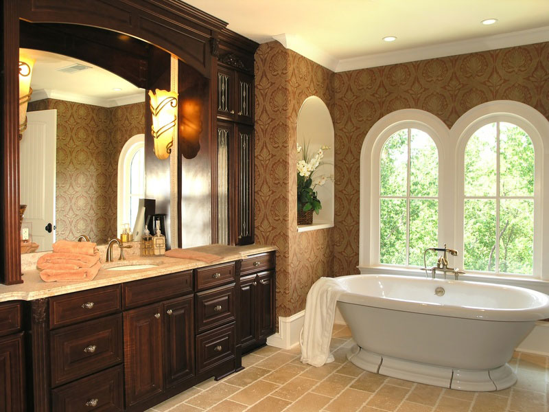 Bathroom vanities everything you need to know including for Classic small bathroom ideas