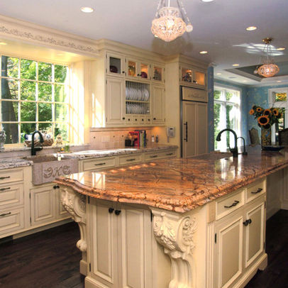Custom kitchen cabinets in northern va dc metro and for Custom kitchen remodel