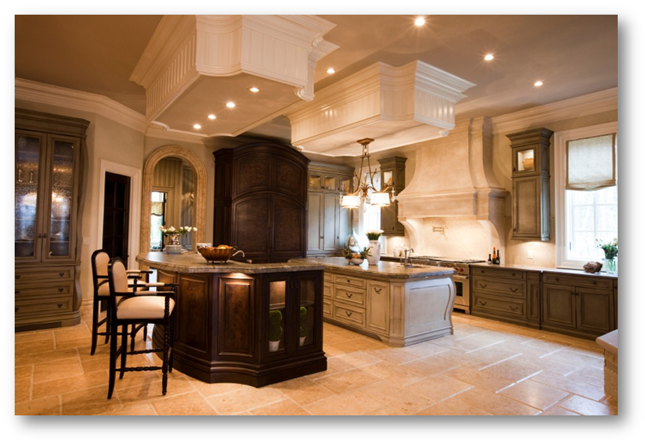 Kitchen and bathroom remodeling for dc northern va and md for Custom kitchen remodel